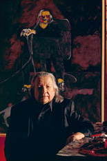 Fritz Scholder Biography Photo 4